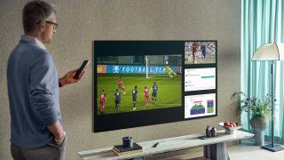 Samsung Neo QLED 8K TV with ATSC 3.0
