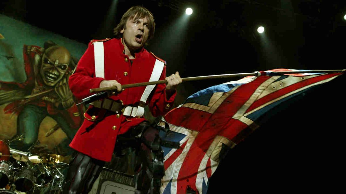 Iron Maiden fail to make the Rock And Roll Hall Of Fame