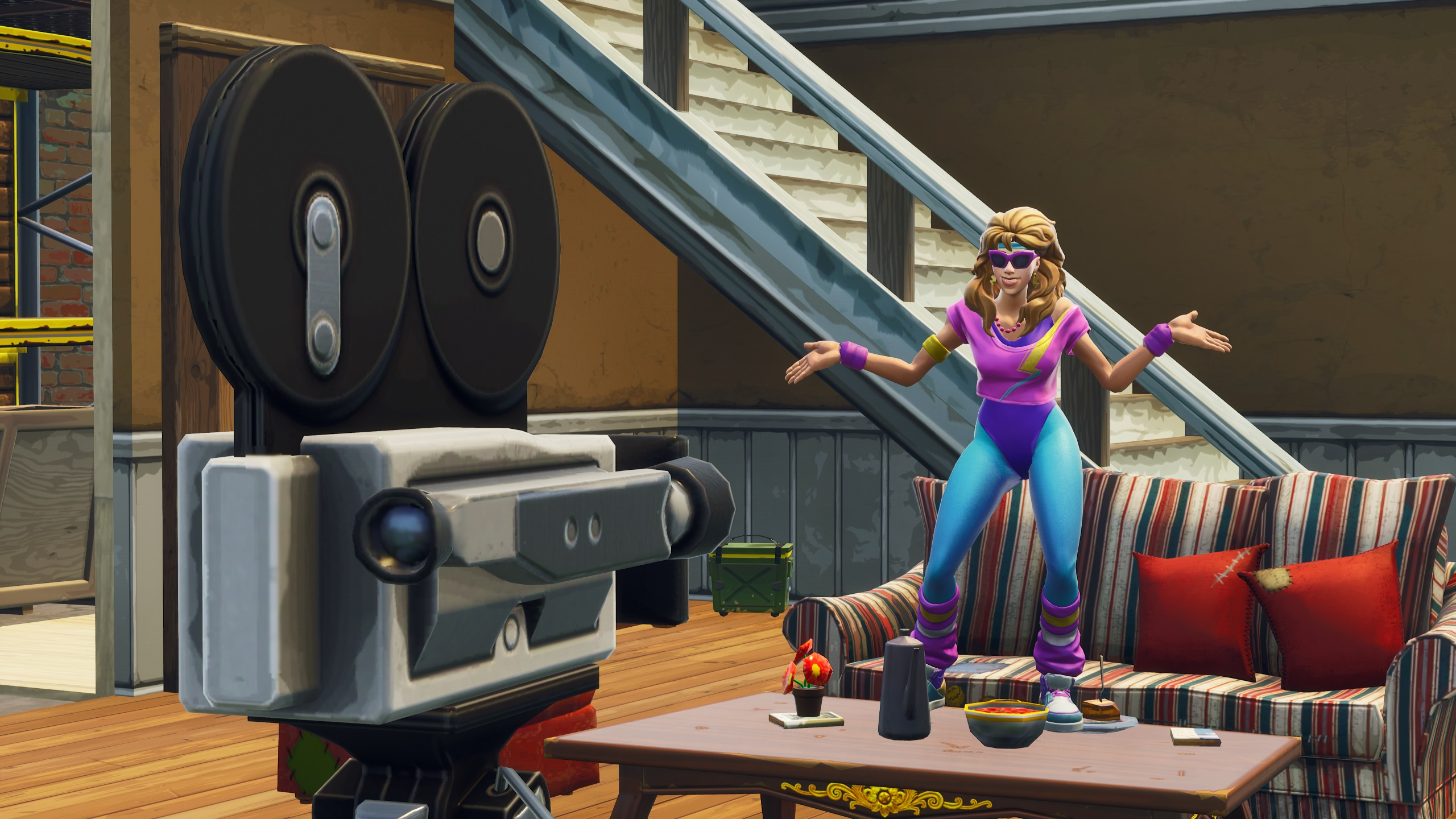 Fortnite replay mode: keyboard shortcuts, camera options