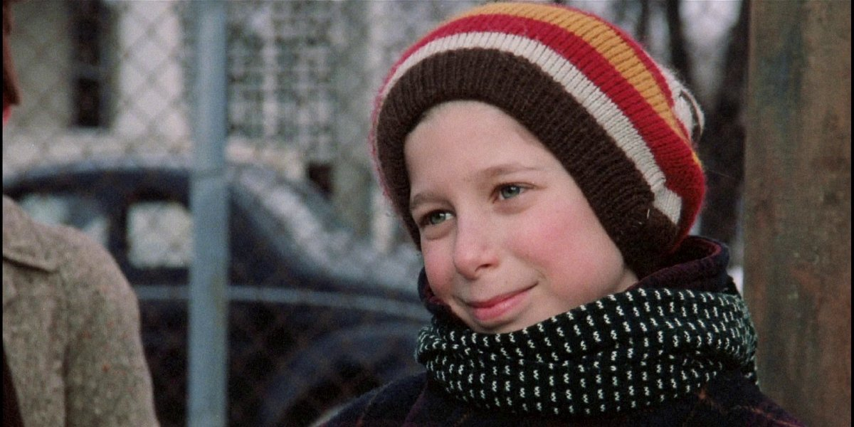R. D. Robb in A Christmas Story