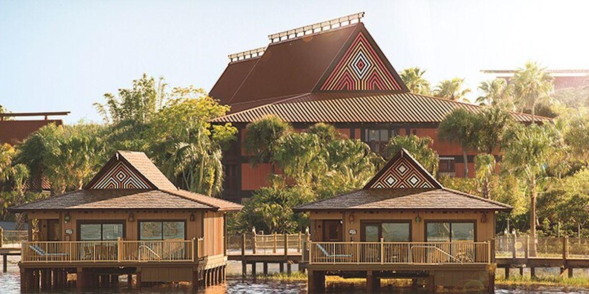 Walt Disney World's Polynesian Village