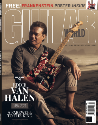 January 2021 Guitar World