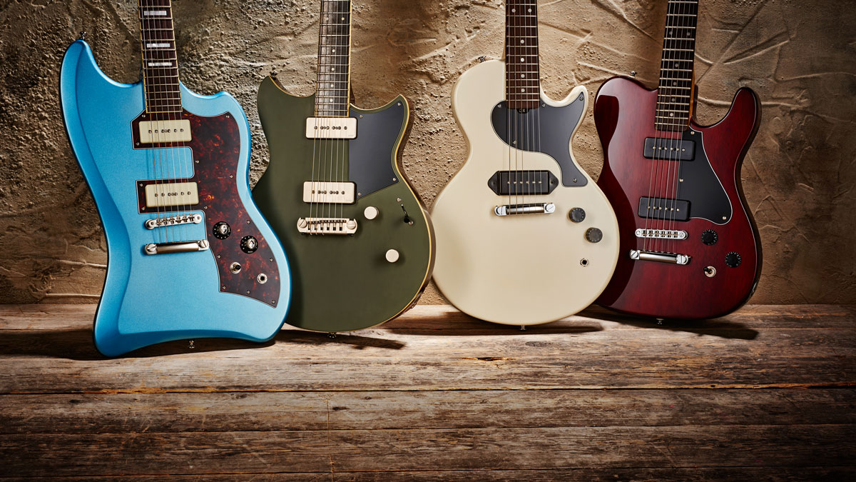 Review round-up: P-90-equipped electric guitars   MusicRadar
