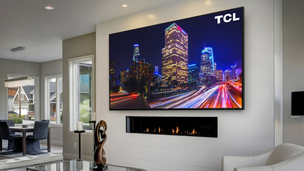 TCL bets big on really big TV screens with the XL Collection