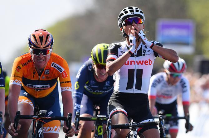Coryn Rivera (Sunweb) wins 2017 Tour of Flanders Women