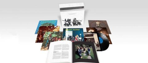 The Studio Albums Collection