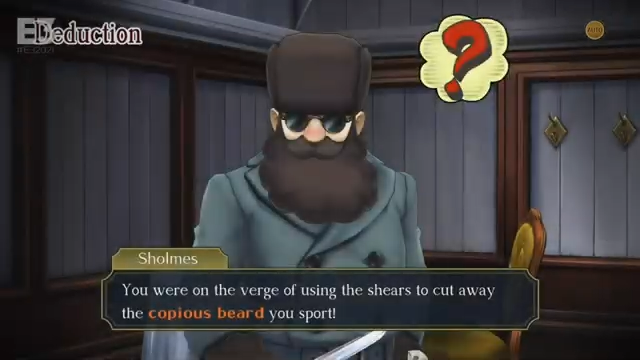 The Great Ace Attorney Chronicles Dance of Deduction