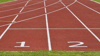 Running track - data and sport