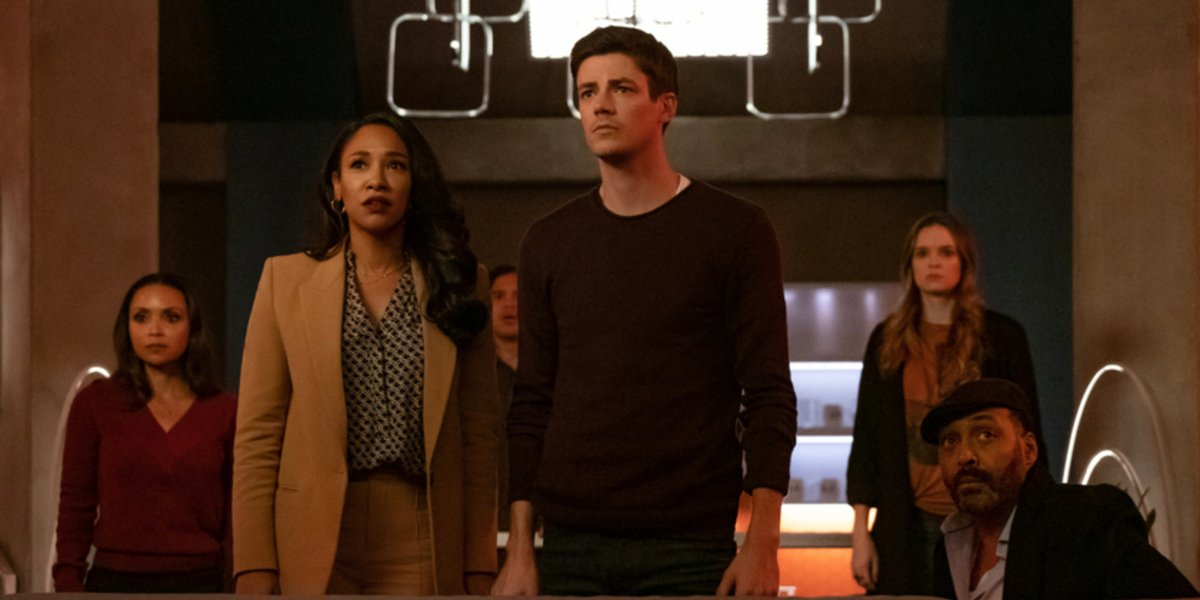 the last temptation of barry allen pt 2 the cw team flash