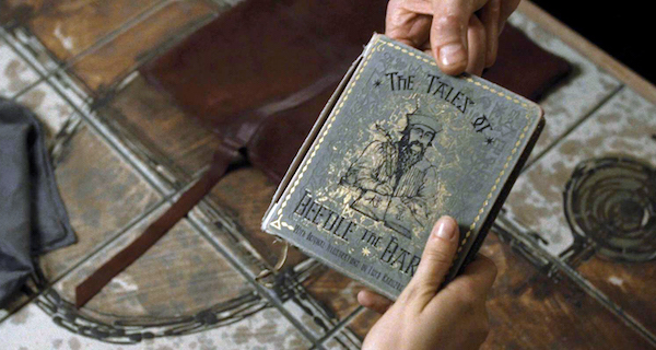 The Tales of Beedle the Bard harry potter