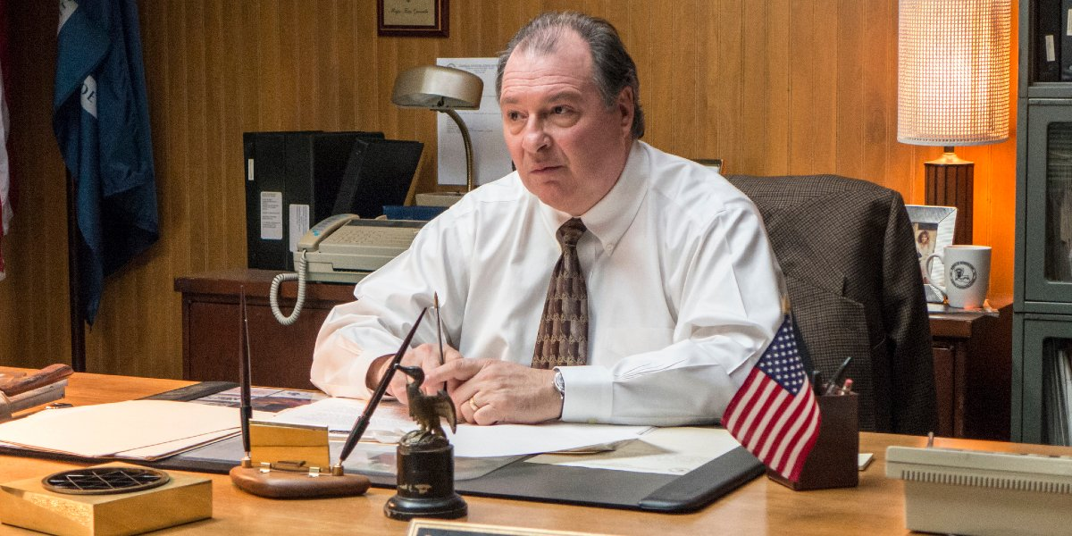 Kevin Dunn on True Detective