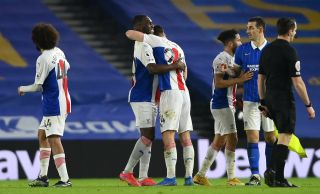 Brighton and Hove Albion v Crystal Palace – Premier League – AMEX Stadium