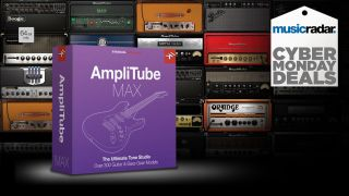 Save $250 off IK Multimedia's monster AmpliTube Max guitar plugins bundle – just $249 for Cyber Weekend