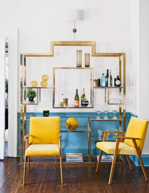 Cool And Stylish Home Bars