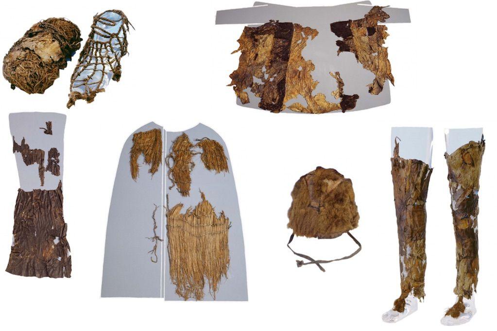 ötzi the iceman's stone age wardrobe revealed | live science
