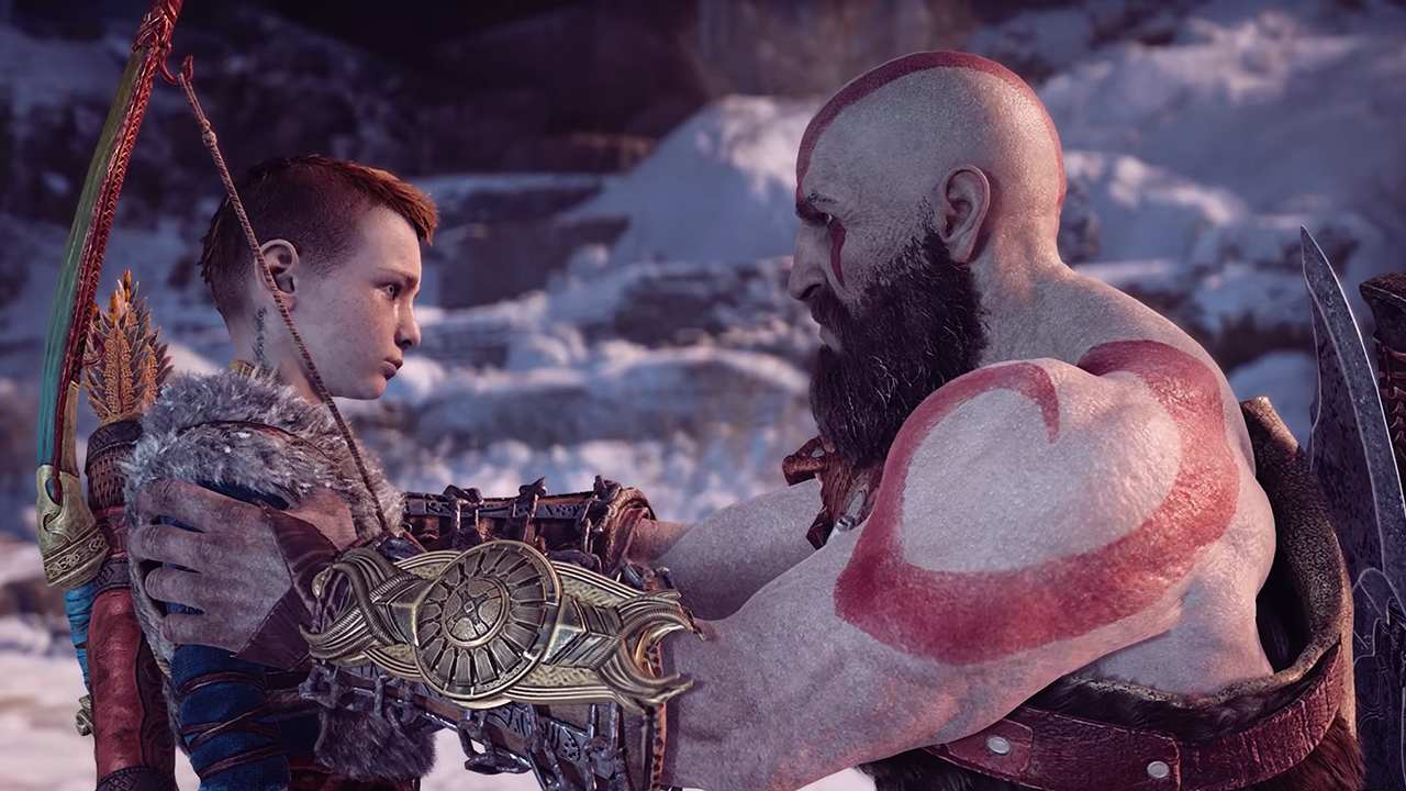 Where to get God of War cheap for Christmas | GamesRadar+