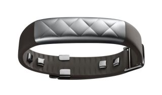 An image of the Jawbone Up3 fitness tracker.