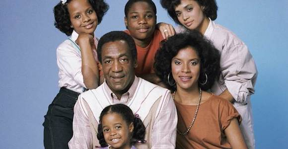 The Cosby Show family actors