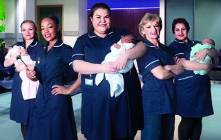 'Nothing surprises me any more,' says one of the midwives at Birmingham Women's Hospital tonight.