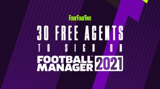 Football Manager 2021 free agents
