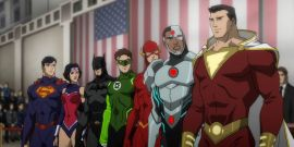 The DC Animated Movie Universe Timeline Explained