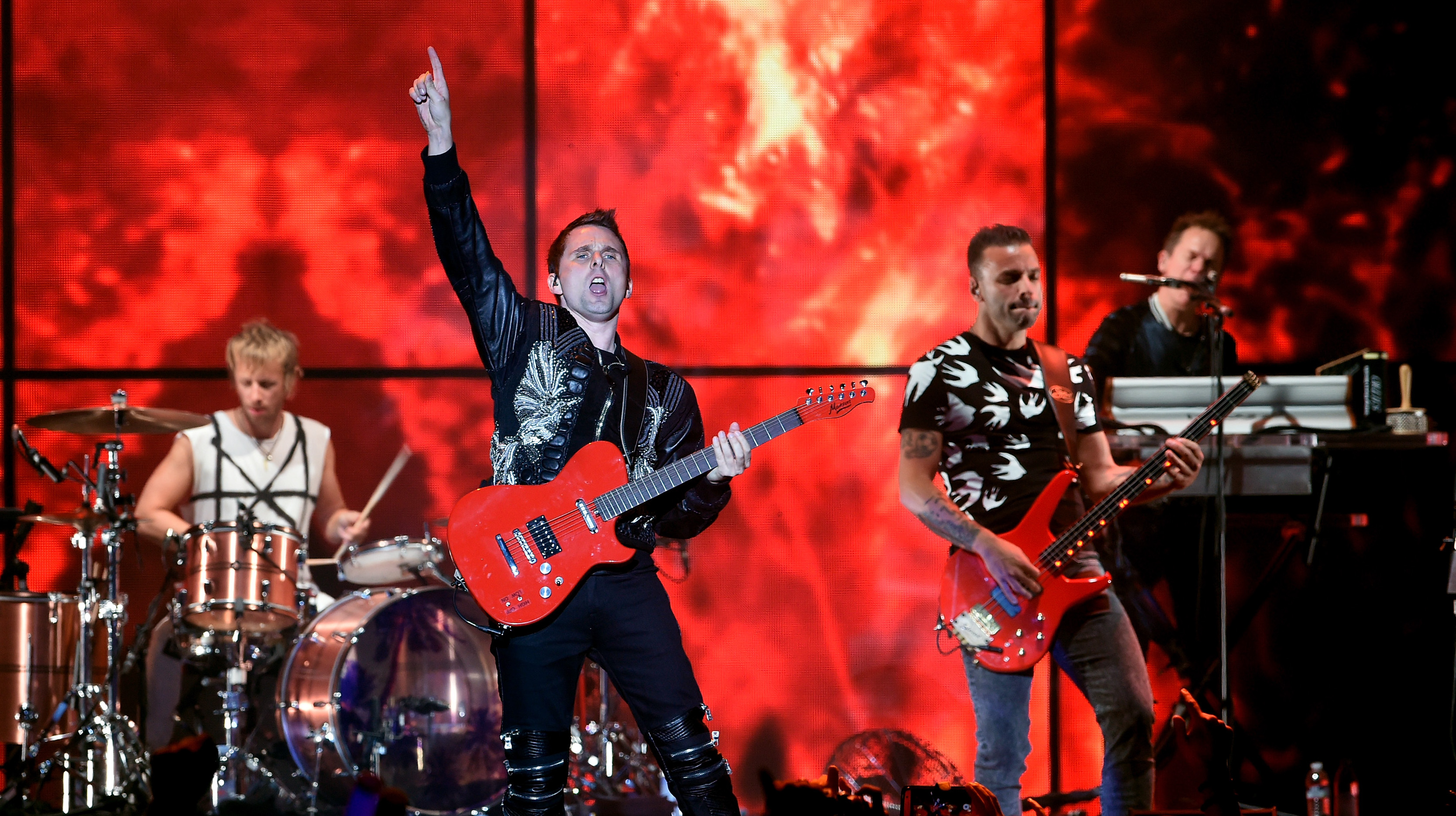 "Listen to New Muse Song, ""The Dark Side"" 