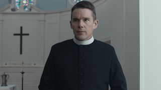 An image from First Reformed