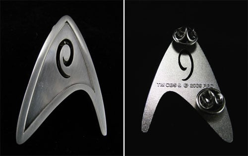 Warp Into Retail Exclusives With Star Trek On Blu-Ray And DVD #10152