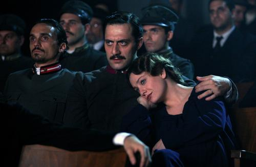 Vincere - Filippo Timi & Giovanna Mezzogiorno star in Marco Bellocchio's film about Benito Mussolini and his first wife