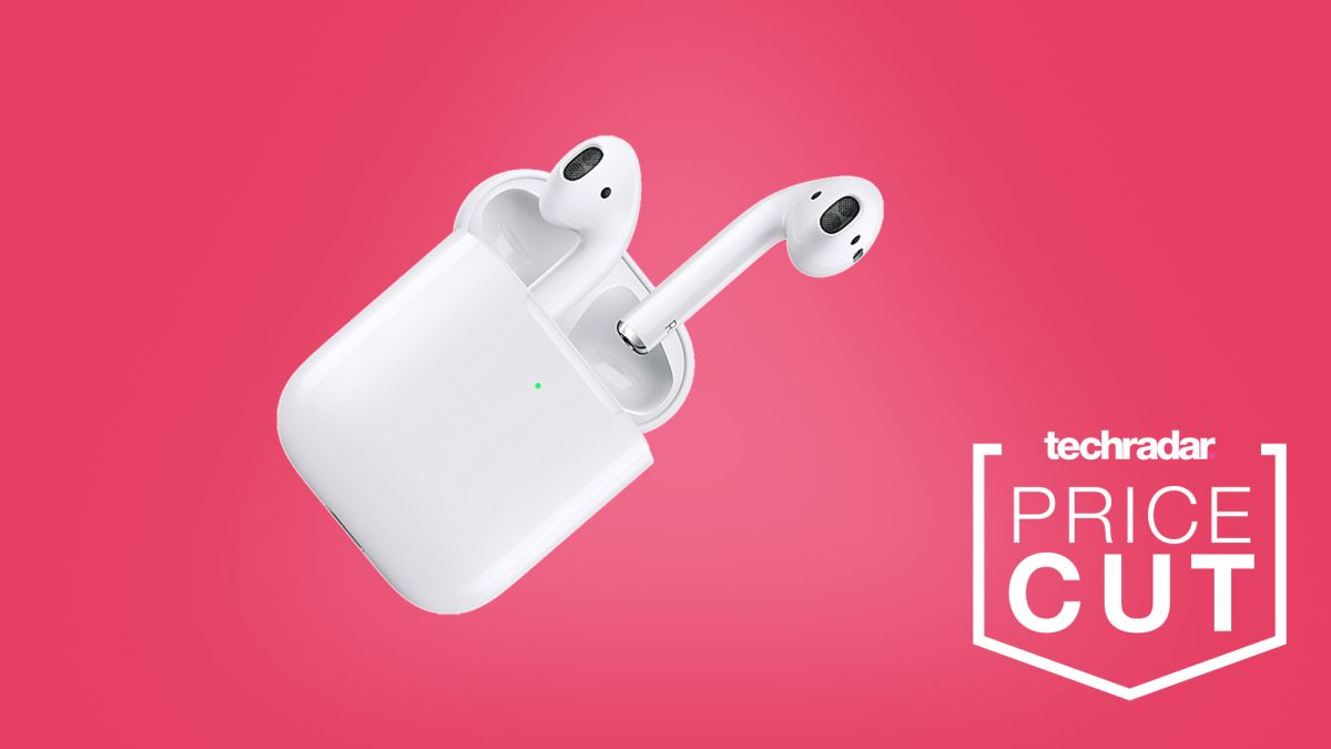The Apple Airpods Are On Sale And Back In Stock At Walmart Techradar