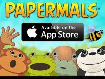 Class Tech Tips: Papermals Kindergarten Primer for iOS