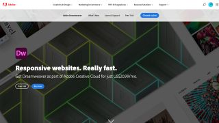 Adobe Dreamweaver Website