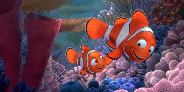 finding nemo will be the first kids movie translated to this