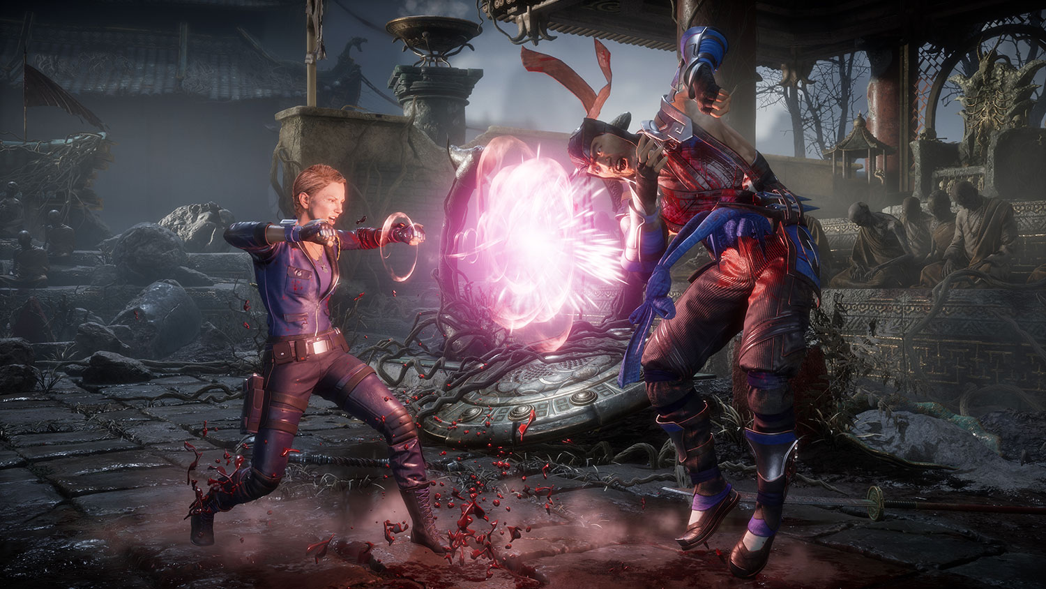 Mortal Kombat 11 Is The Biggest Bloodiest And Best Mortal Kombat