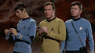 An image from Star Trek: Lost Scenes