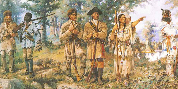 lewis clark the expedition A unique expedition relived in may 1804, meriwether lewis and william clark set out on an amazing expedition across the louisiana territory.