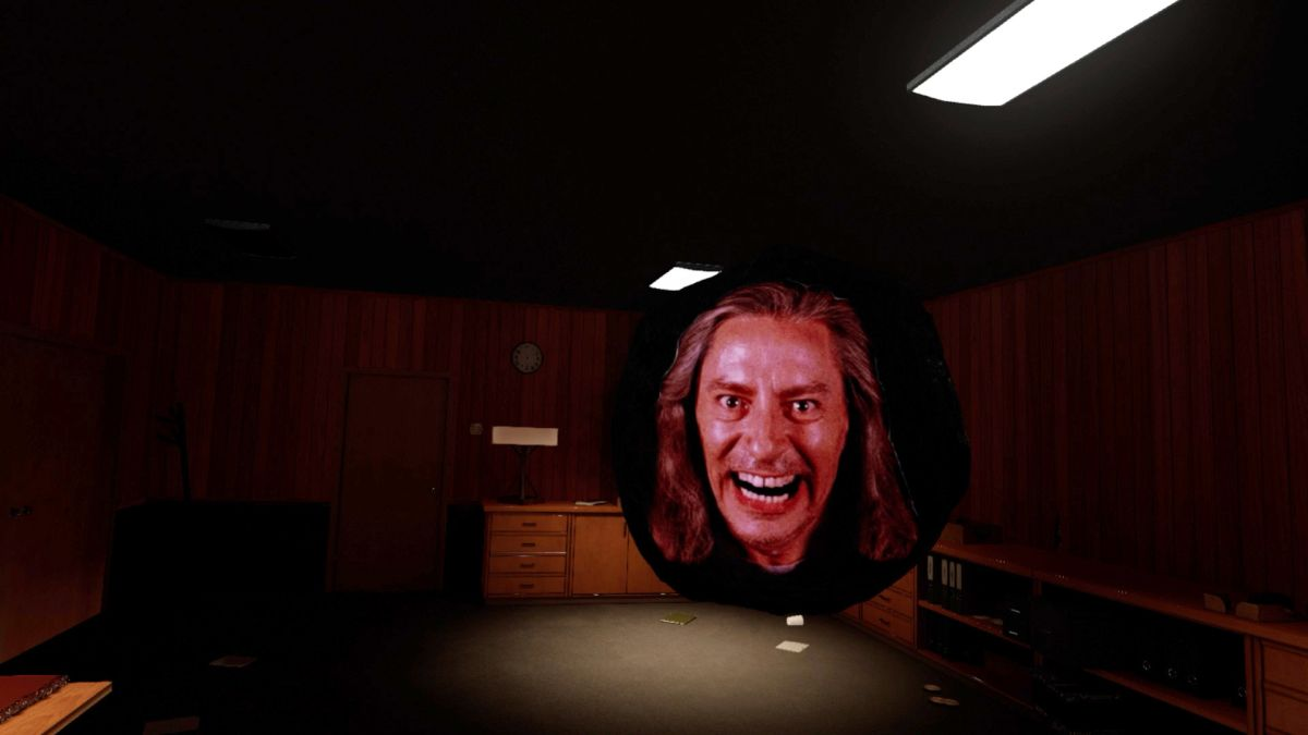 Twin Peaks VR gets fittingly mind-bending trailer ahead of December release