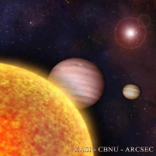 Solar System Like Ours Found