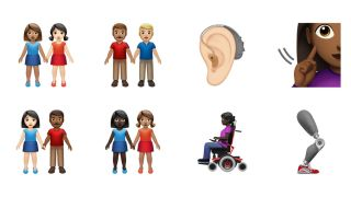 Applen uudet emojit