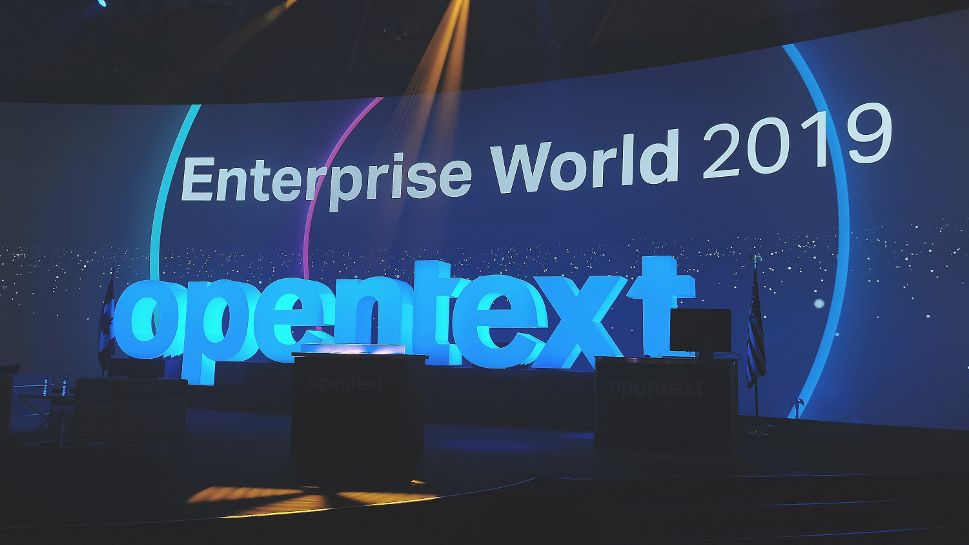 OpenText: Prepare for the age of EIM