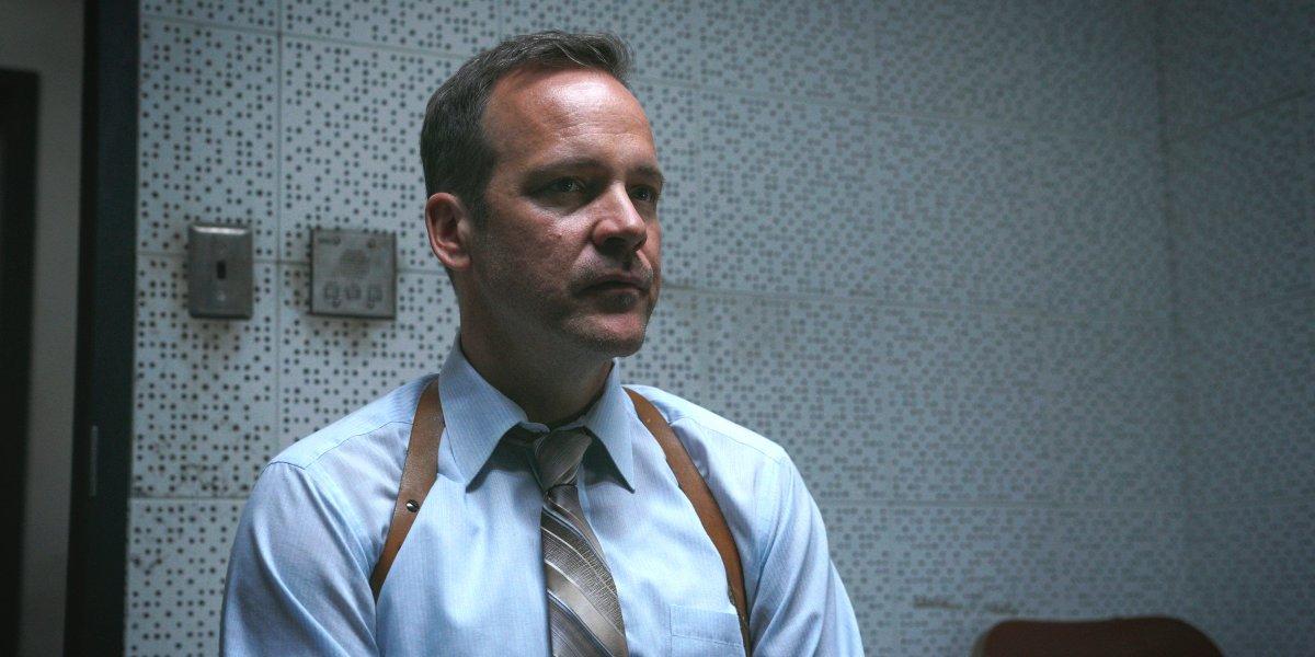 cbs all access interrogation peter sarsgaard detective russell