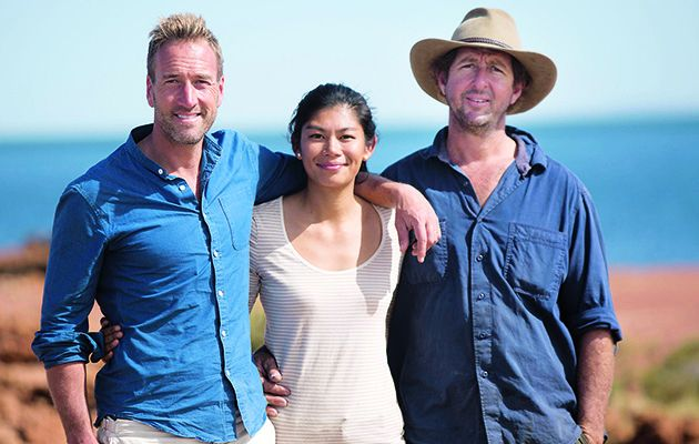 Ben Fogle meets more people who have given up the rat race in search of a new life in the wilderness.