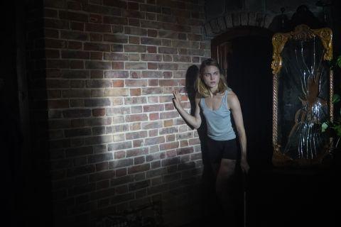Clair Catherine in 'Castle Freak.'