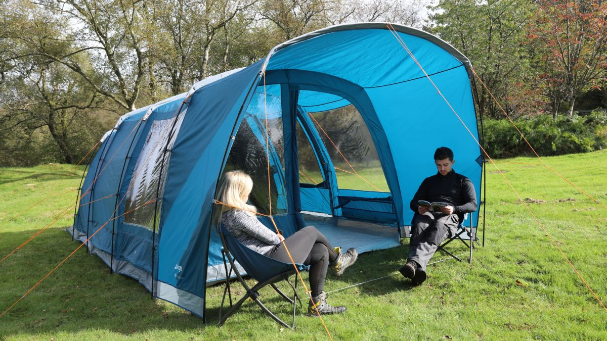 Vango releases new product range made from recycled plastic bottles