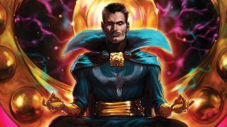 The Death of Doctor Strange #5