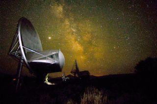 ATA alien telescope