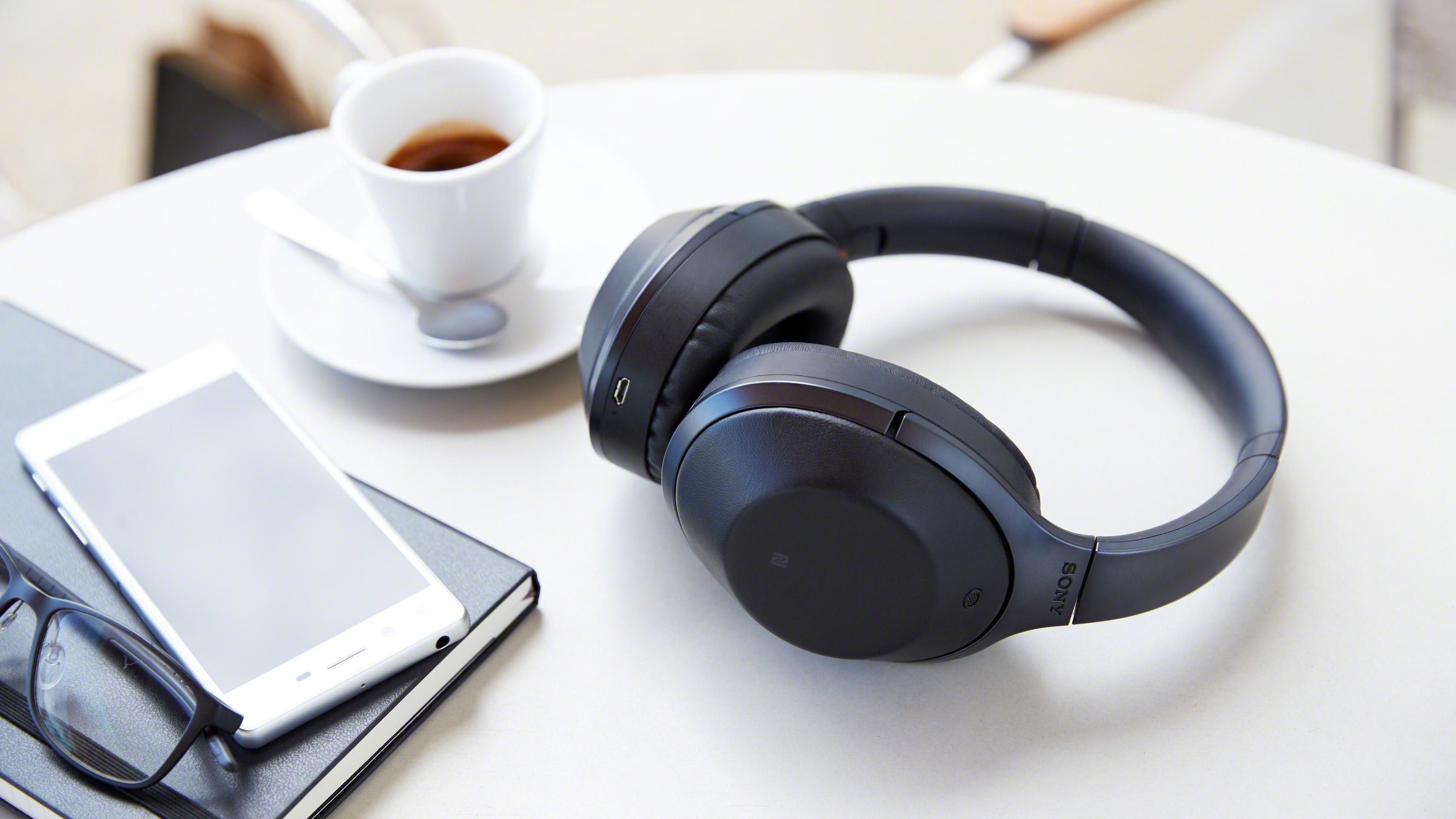 Sony Mdr 1000x Wireless Headphones Review Techradar Usb Dac Headphone Amp With Easy To Use Digital Volume Control Ebay