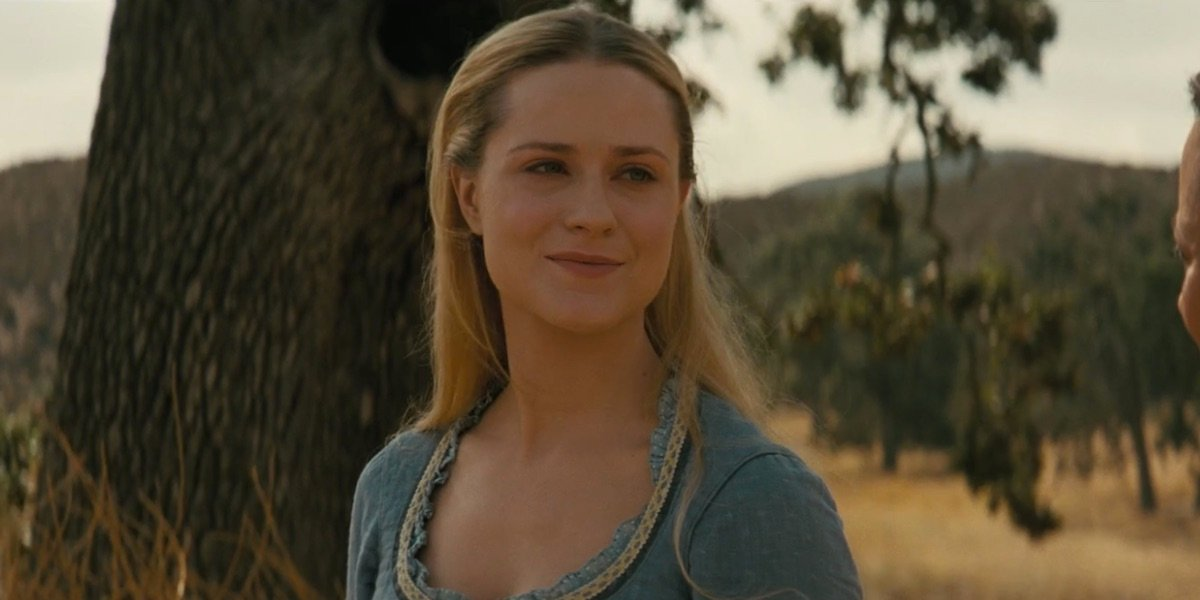 Dolores in the Season 3 finale