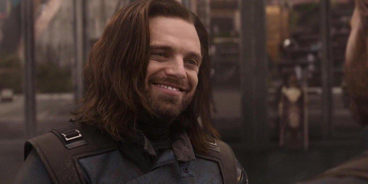 Sebastian Stan - Avengers: Infinity War
