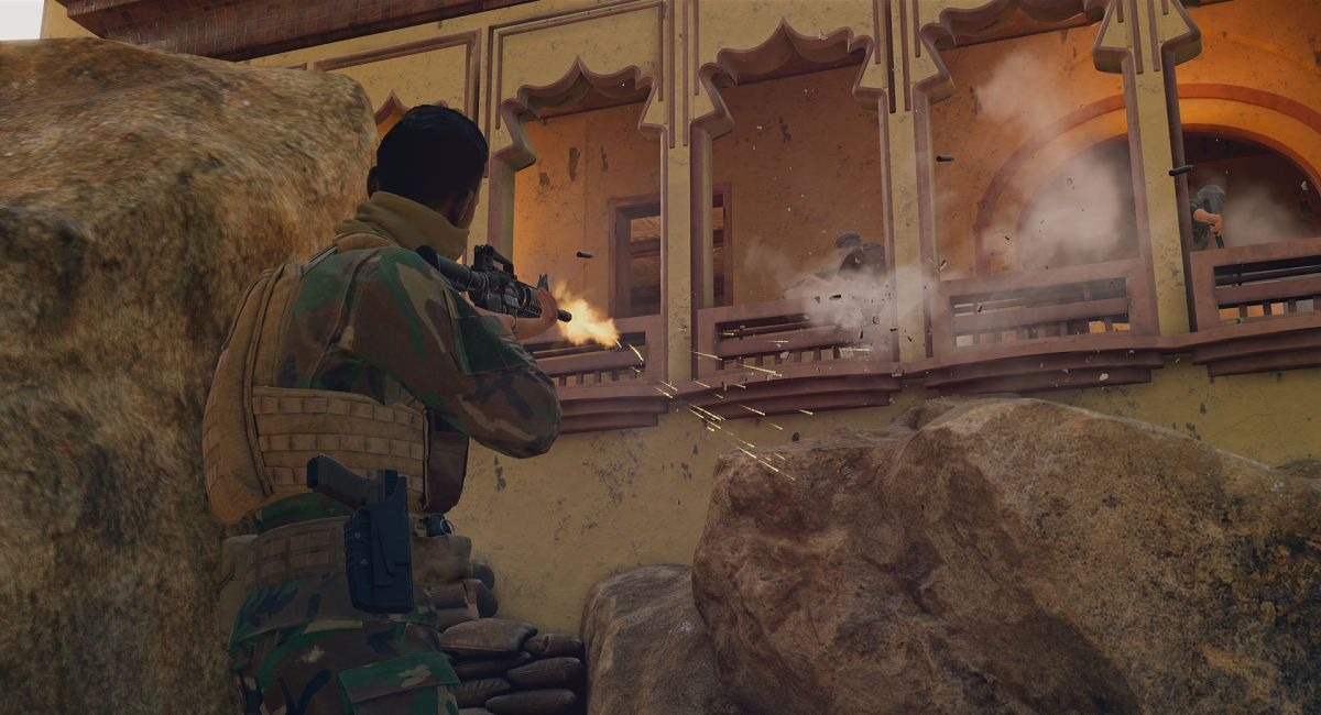 Insurgency: Sandstorm is getting mod support and two new modes this year